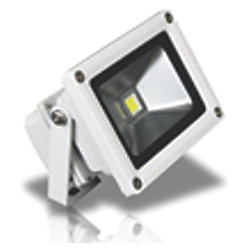 FLOOD LIGHT AC 4500 LUMEN 50W COOL WHT