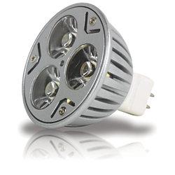 MR16 BULB 3 LED COOL WHT