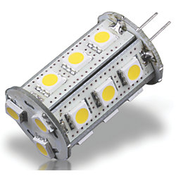 G4 BULB BACK PIN 15 LED WARM WHT