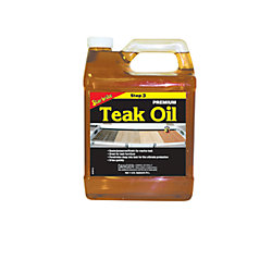 GA PREMIUM GOLDEN TEAK OIL
