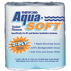 2 PLY MARINE TOILET TISSUE (4 PACK)
