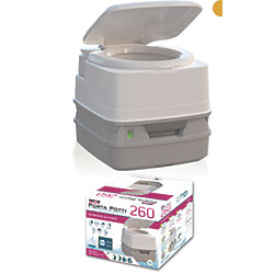 2.6 PORTA POTTI 260P PISTON MSD STR
