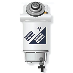 90GPH FUEL FILTER GAS SPIN-ON
