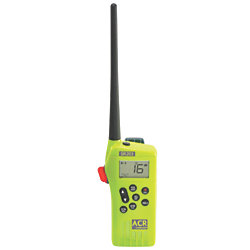 SR203 SURVIVAL RADIO VHF MULTI CHANNEL