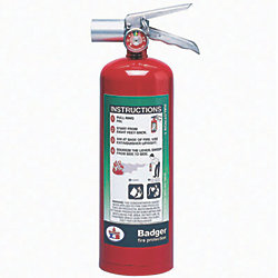 PRO+ 5BC HALOTRON FIRE EXTINGUISHER