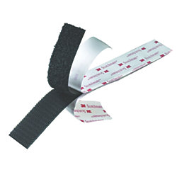 5/8IN WHT VELCRO LOOP SIDE SJ3571 BULK