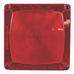 SQUARE TAIL LIGHT-REPLACEMENT LIGHT