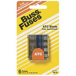 ATC ASSORTMENT PACK 5,10,15,20,25,30A