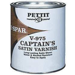 QT SATIN SHEEN VARNISH