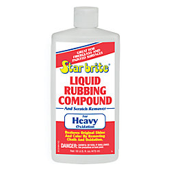 18OZ HD LIQUID RUBBING COMPOUND