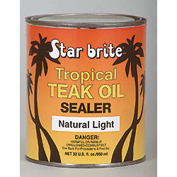 QT TROPICAL TEAK SEALER LT