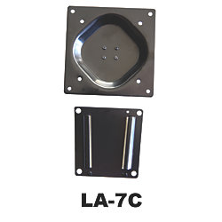 WALL MOUNT BRACKET 15-22IN SCREENS