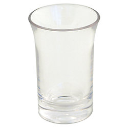 BARWEAR SHOT/SCNAPPS GLASS 1.7OZ CLEAR
