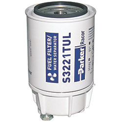 SPIN-ON FUEL FILTER F/OMC