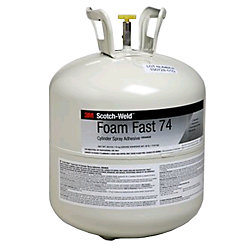 Foam Fast 74 Cylinder Spray Adhesive