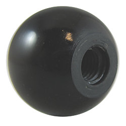 Engine Control Knobs - Round Plastic