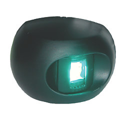 12V BLK SERIES 33 LED STBD NAV LIGHT