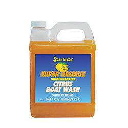 GA SUPER ORANGE CITRUS BOAT WASH