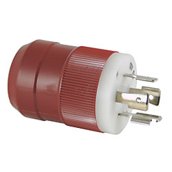 12V RED BASS CHARGER PLUG
