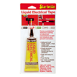 1OZ GRN LIQUID ELECTRIC TAPE