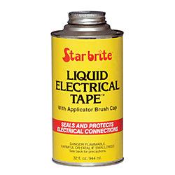 QT WHT LIQUID ELECTRIC TAPE