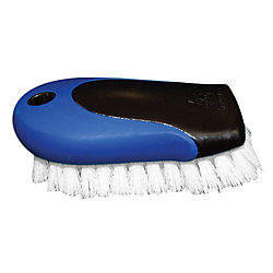 DLX STIFF DECK BRUSH W/HAND GRIP