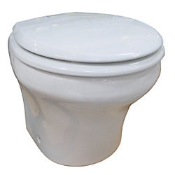 12V WHT 8112 MACERATOR TOILET LOW PROF