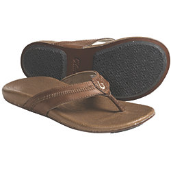 WMS HAIKU SANDAL JAVA/TOFFEE 8