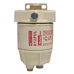 120R-MAM Diesel Spin-On Series Fuel Filter - with Metal Bowl