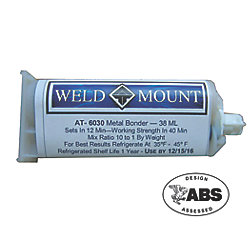 AT-6030 METAL BONDER ADHESIVE