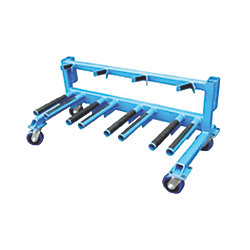STERN DRIVE STAND STORAGE RACKS - 4 UNIT