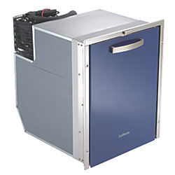 DRAWER 49 BLUE GLSS REF/FRZ 1.75CF AC/DC