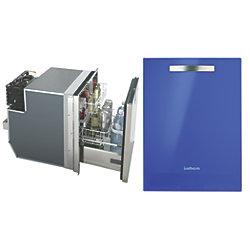 DRAWER 65 BLUE GLSS REF/FRZR 2.3CF AC/DC