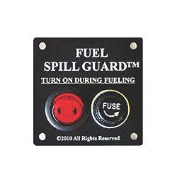 Fuel Spill Guard Power Panel
