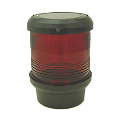 12V 25W SERIES 40 ALL-RND RED PEDESTAL
