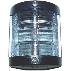 12V BLK SERIES 25 CLASSIC STERN LIGHT