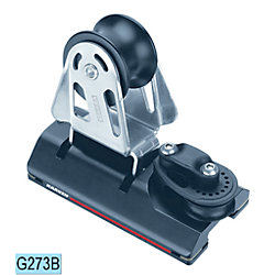 MR 27mm 3:1 CB Genoa Car w/Sheave