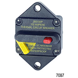 Circuit Breaker, Bus 285 Panel 100A