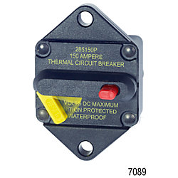 Circuit Breaker, Bus 285 Panel 150A
