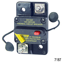 Circuit Breaker, Bus 285 SfcMt 100A
