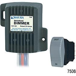 Dimmer DeckHand 25A 12V