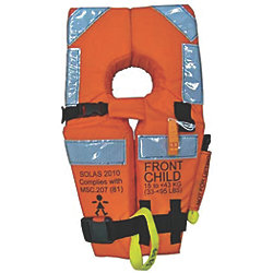 SOLAS TYPE I PFD I140 ORG INFANT