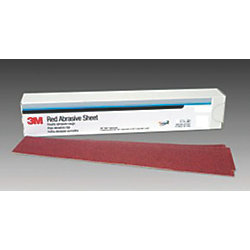 "Stikit 2-3/4"" Red Longboard Sheets"