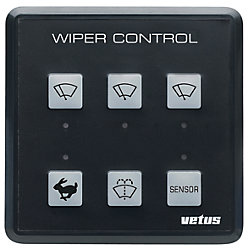 Wiper Control Panels for Smaller Craft