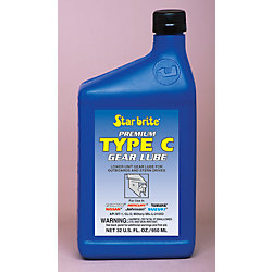 PREM TYPE C LOW UNIT GEAR LUBE 32 OZ