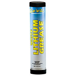 WHT LITHIUM GREASE 14 OZ