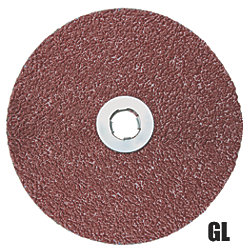 982C Cubitron II Grinding Discs - Hard Carbon Steels