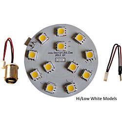 DOME LIGHT LED 12V 27W 0.2A