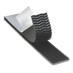 10 ft Trial Bag TB-3540 Dual Lock Reclosable Fastener - 250/250 Mated Strip, Black with LSE Adhesive