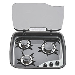 Top Line Euro 169 Three Burner Propane Cooktop